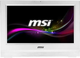 "Моноблок MSI AP190-005RU, 9S6-A95311-005, 18.5"" (1366x768), 4096, 500, Intel Celeron Dual-Core 1037U(1.8), DVD±RW DL, Intel HD Graphics, LAN, WiFi, Win7HP, веб камера, клавиатура + мышь, black, черный"